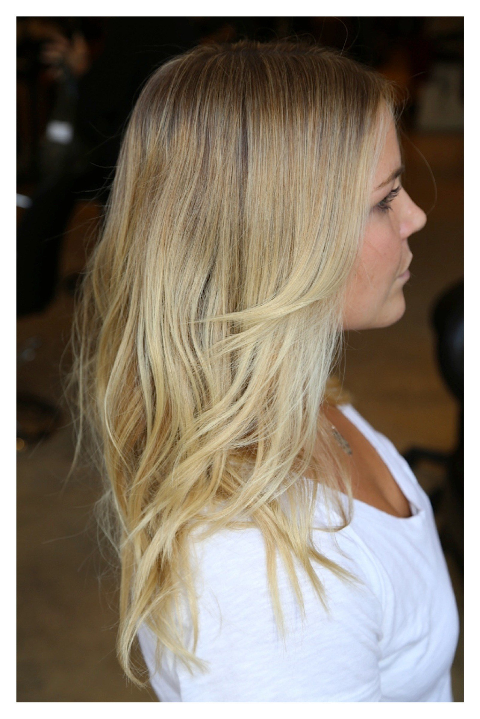 The Best Golden Blonde – Hair Color Rehab Pictures