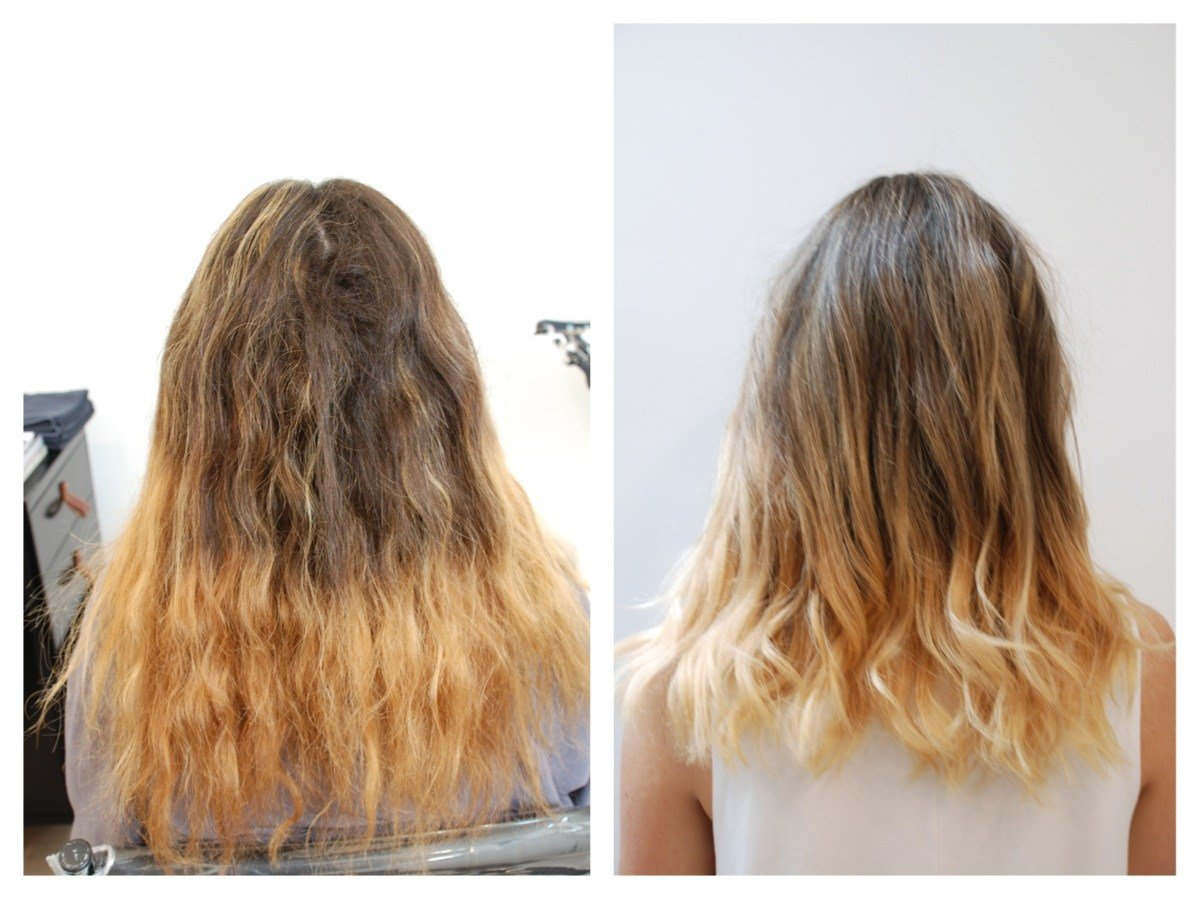 The Best Fix Bad Ombre – Hair Color Rehab Pictures