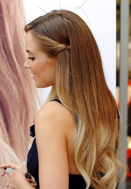 The Best 1000 Ideas About Straight Hairstyles Prom On Pinterest Pictures