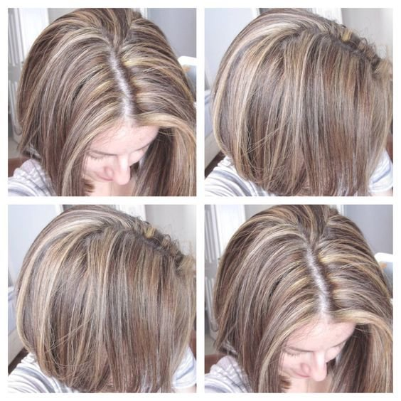 The Best Tri Color Dimensional Hair Highlights Blonde And Light Pictures