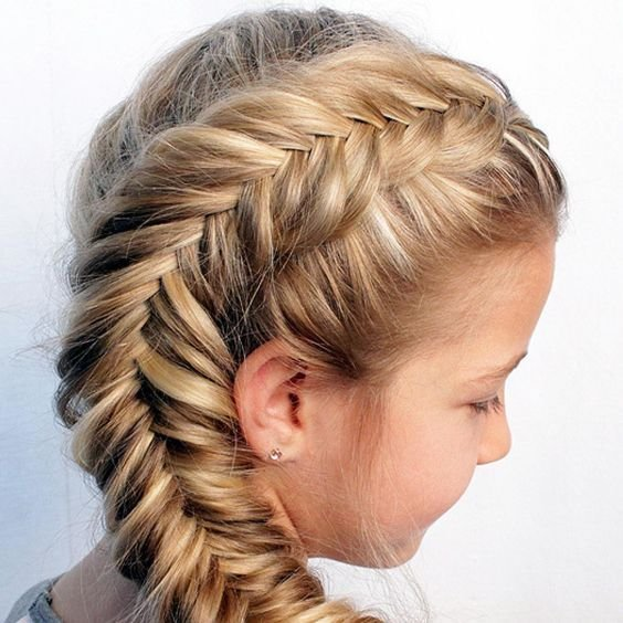 The Best 10 Fun Summer Hairstyles For Girls Braided Hairstyles Pictures
