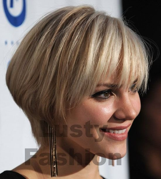 The Best Short Bob Hairstyles Front Back Short Hair Cut With Pictures