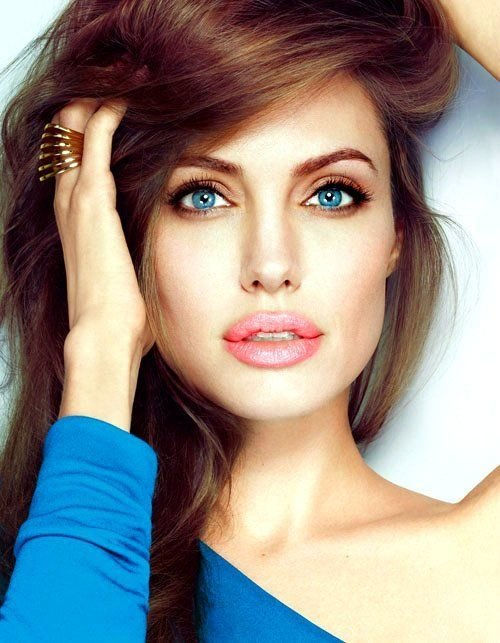 The Best To My Fellow Brunettes With Blue Eyes This Is The Best Pictures