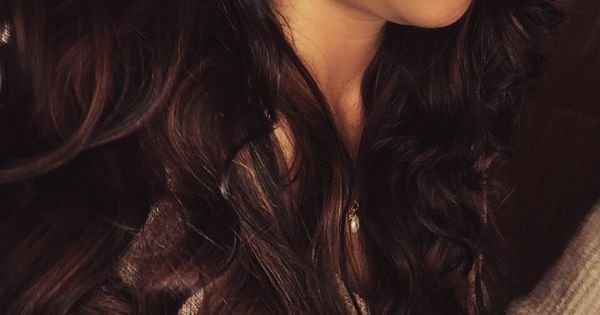 The Best Asked For Caramel Highlights And Chocolate Mahogany Brown Pictures