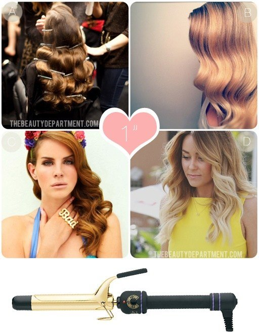 The Best What Does Each Curling Iron Do Irons Curls And Curling Iron Size Pictures