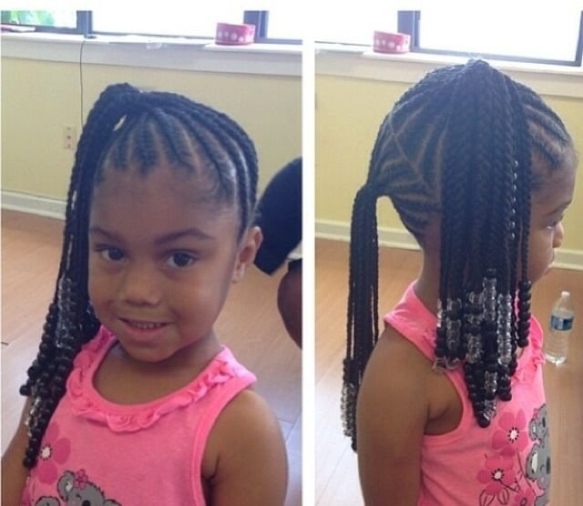 The Best Long Braids Love This Natural Kids Cornrows Pictures