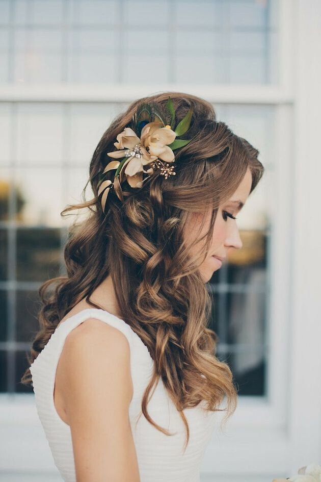 The Best Best 25 Flower Hairstyles Ideas On Pinterest Pictures