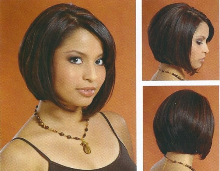 The Best Medium Layered Bob Back View Of Bob Haircut Images Pictures