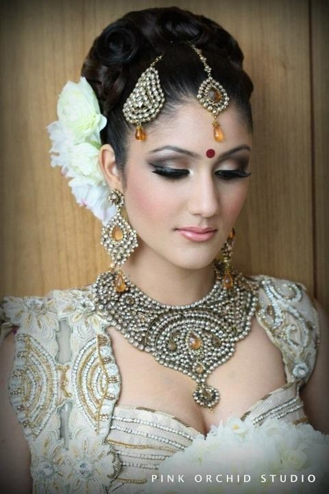 The Best 10 Best Images About Bridal Hair For Indian Pakistani Pictures