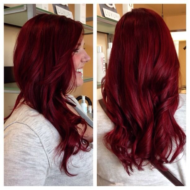 The Best Goldwell Red Head Sam Our Work Pinterest Beautiful Red Hair And Back To Pictures
