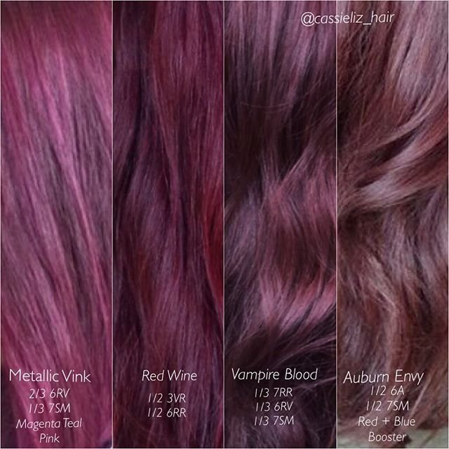 The Best 17 Best Ideas About Red Violet Hair On Pinterest Plum Hair Plum Red Hair And Plum Hair Colour Pictures