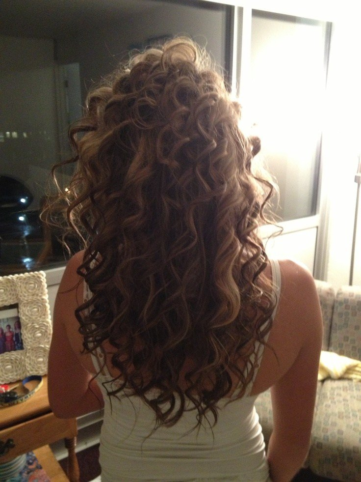 The Best Curling Iron Wand Curls Hair Ideas Pinterest Wand Pictures
