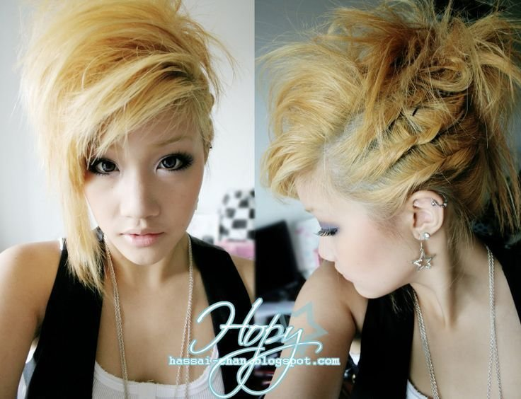 The Best Temporary Blonde Hair Dye My Style Pinterest Gyaru Temporary Hair Dye And Gyaru Hair Pictures