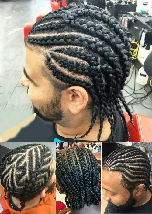 The Best 229 Best Images About Braids For Stud S On Pinterest Pictures