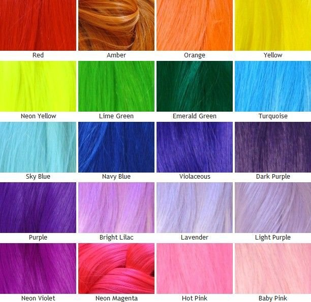 The Best Kanekalon Silky Straight Color Chart Unnatural Colors Pictures