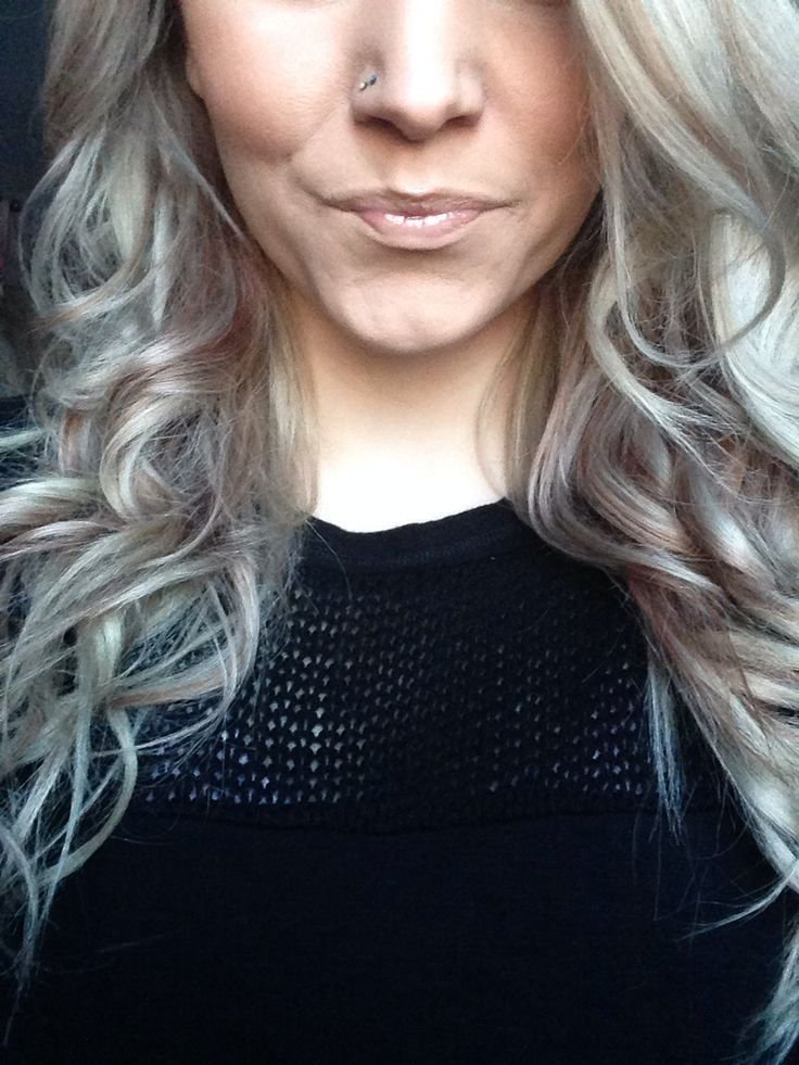 The Best Grey Ash Blonde Red Hair Weird Cause I Am Not A Grey Nor Pictures
