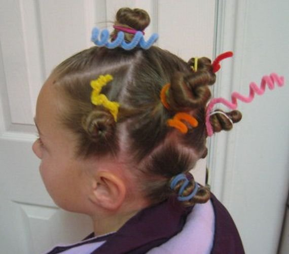 The Best Top Crazy Hairstyles Ideas For Kids 29 Crazy Hair Pictures