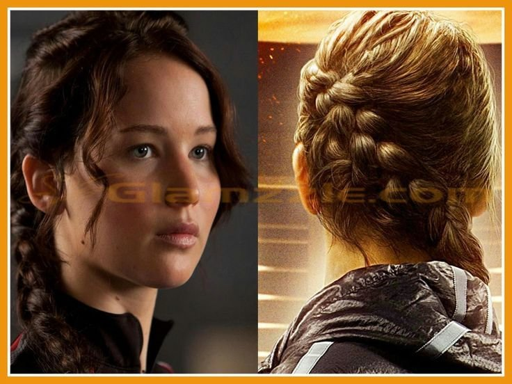 The Best 36 Best Images About Katniss Makeup Hair On Pinterest Pictures