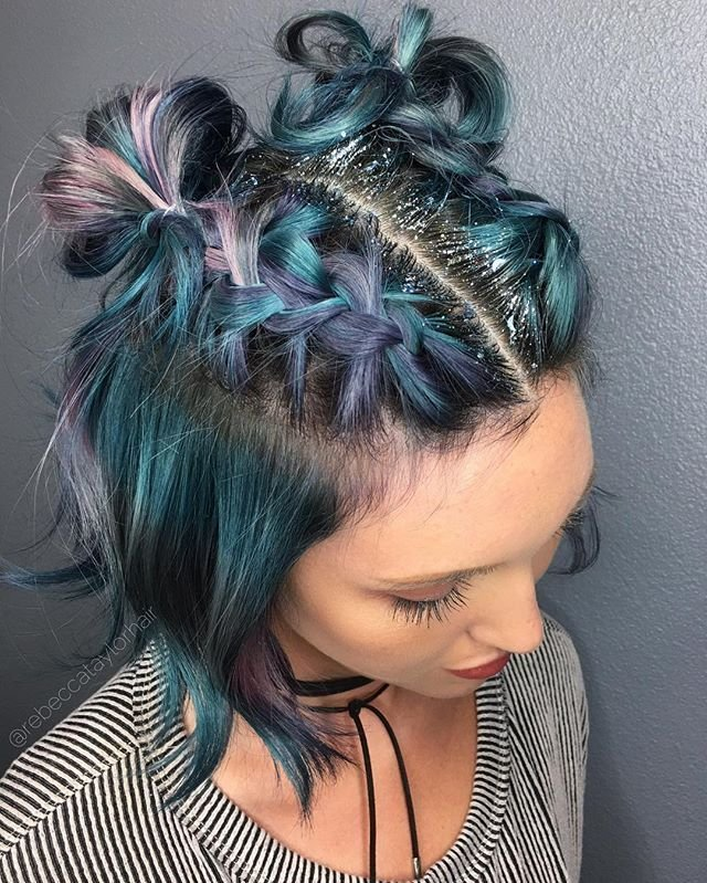 The Best 25 Best Ideas About Short Pastel Hair On Pinterest Pictures