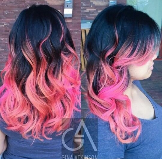 The Best 1000 Ideas About Extreme Hair Colors On Pinterest Pictures