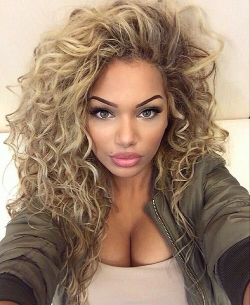 The Best 25 Best Ideas About Big Curly Hair On Pinterest Curly Hair Coloring Curly Bun And Natural Pictures