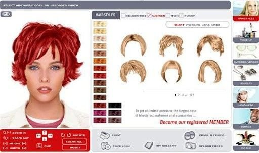The Best 17 Best Ideas About Virtual Hairstyles Free On Pinterest Pictures