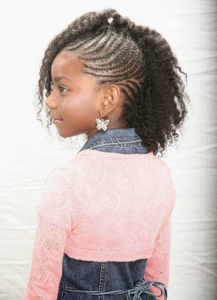 The Best 343 Best Images About Kids Hairstyles On Pinterest Black Pictures