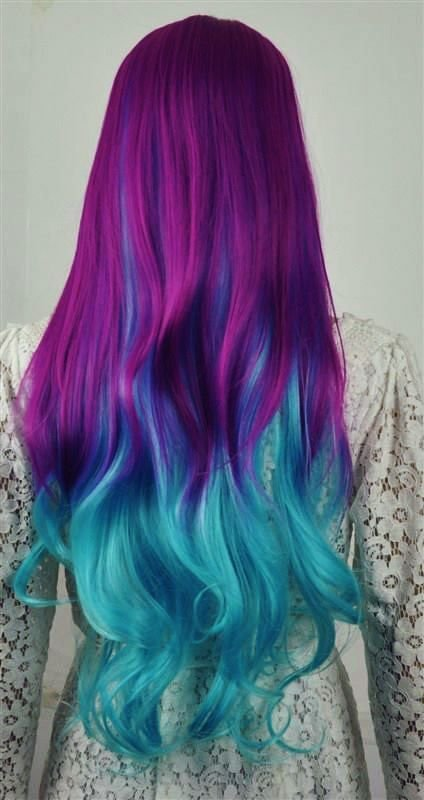 The Best 25 Best Ideas About Fantasy Hair Color On Pinterest Pictures