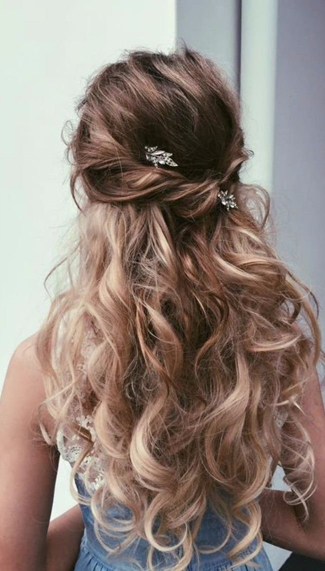 The Best Best 25 Curly Prom Hairstyles Ideas On Pinterest Pictures