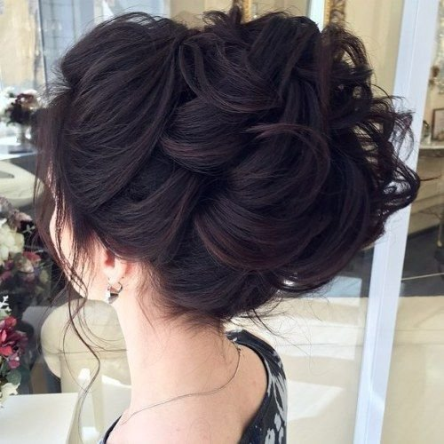The Best Best 20 Thick Hair Updo Ideas On Pinterest Pictures