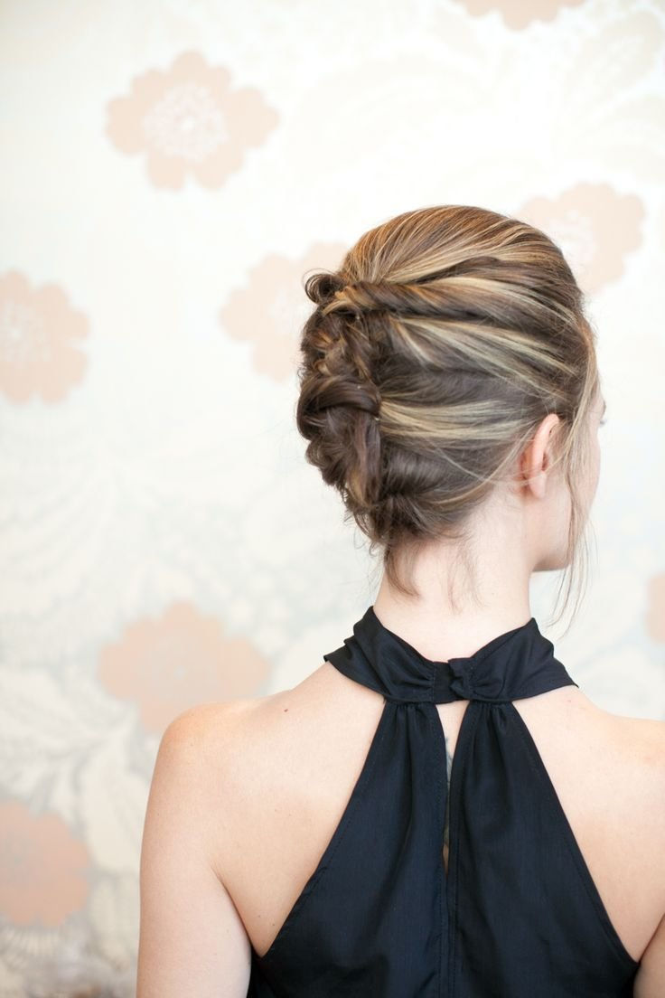The Best 25 Best Ideas About French Twist Hair On Pinterest Pictures