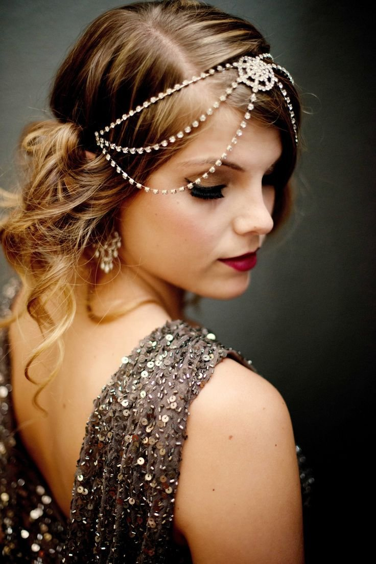 The Best Pretty Hairstyles For Long Hair 1920S Great Gatsby Pictures