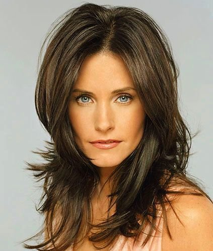 The Best Courteney C*X Long Hairstyle Hairstyles Pinterest Pictures