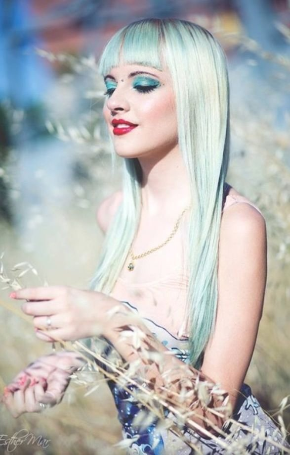 The Best 17 Best Ideas About Mint Hair Color On Pinterest Mint Hair Mint Pastel Hair And Dyed Hair Pictures