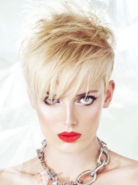 The Best 17 Best Images About Short Funky Hairstyles On Pinterest Pictures