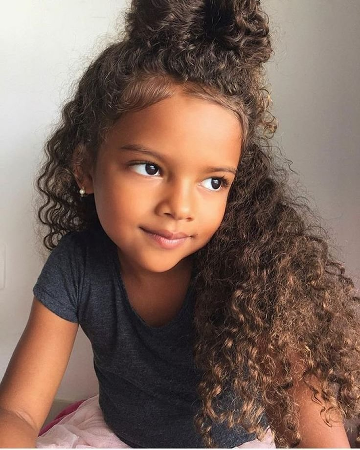 The Best 53 Best Images About Biracial Kids Hair Care And Hair Pictures