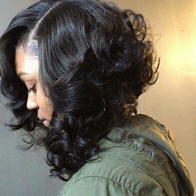 The Best Best 25 Curly Bob Weave Ideas On Pinterest Weave Bob Pictures