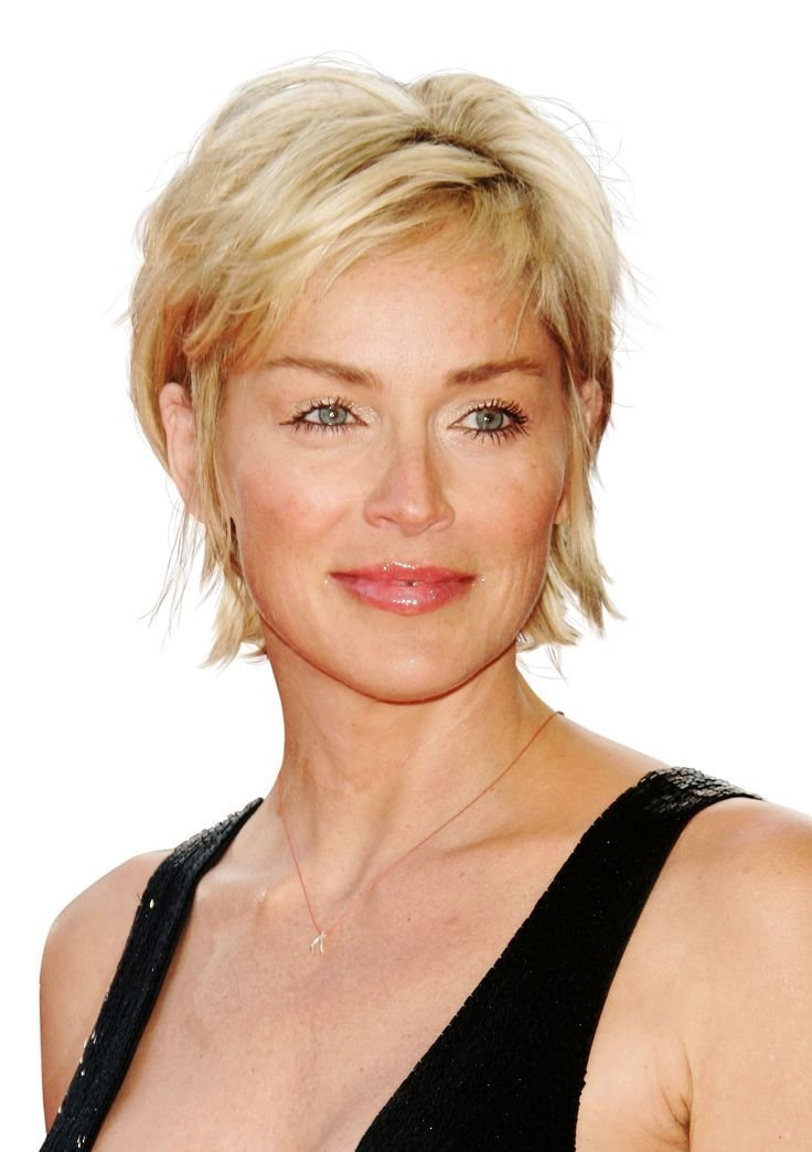 The Best 1000 Ideas About Sharon Stone Hair On Pinterest Sharon Pictures