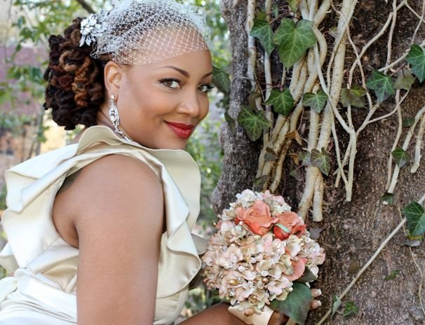 The Best 71 Best Loc Wedding Hairstyles Images On Pinterest Pictures