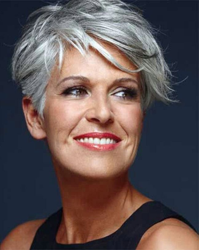 The Best Short Haircuts For Women Over 60 With Fine Hair Cute Pictures