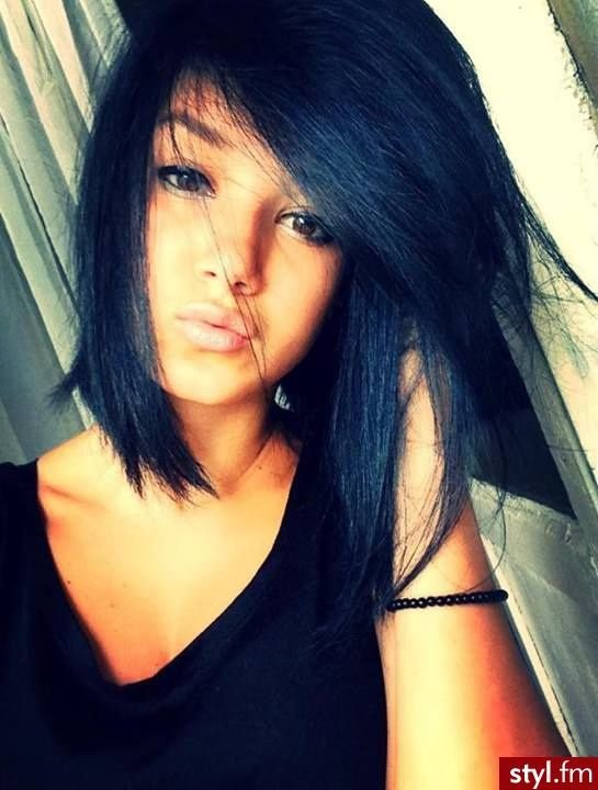 The Best 73 Best Images About Blue Black Hair On Pinterest Pictures