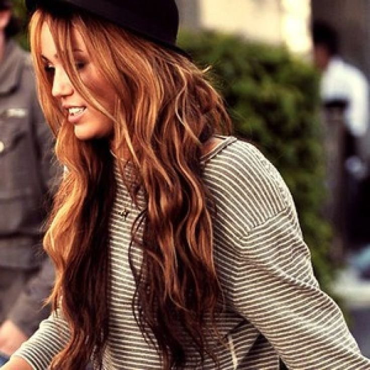 The Best Fall Hair Color Pay No Attention That It Is Miley Lol Pictures
