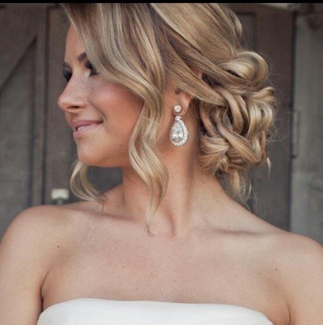The Best Stunning Loose Soft Romantic Updo Prom Pinterest Pictures