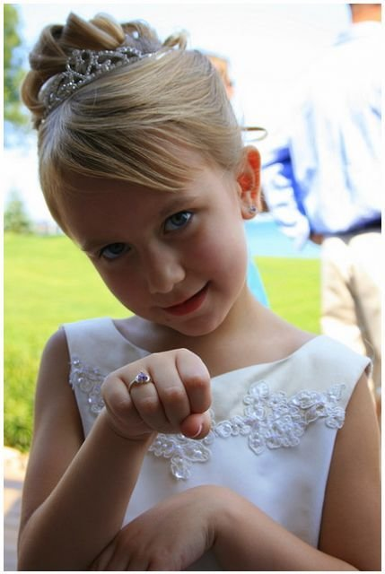 The Best 1000 Images About Flower Girl Hair On Pinterest Updo Pictures