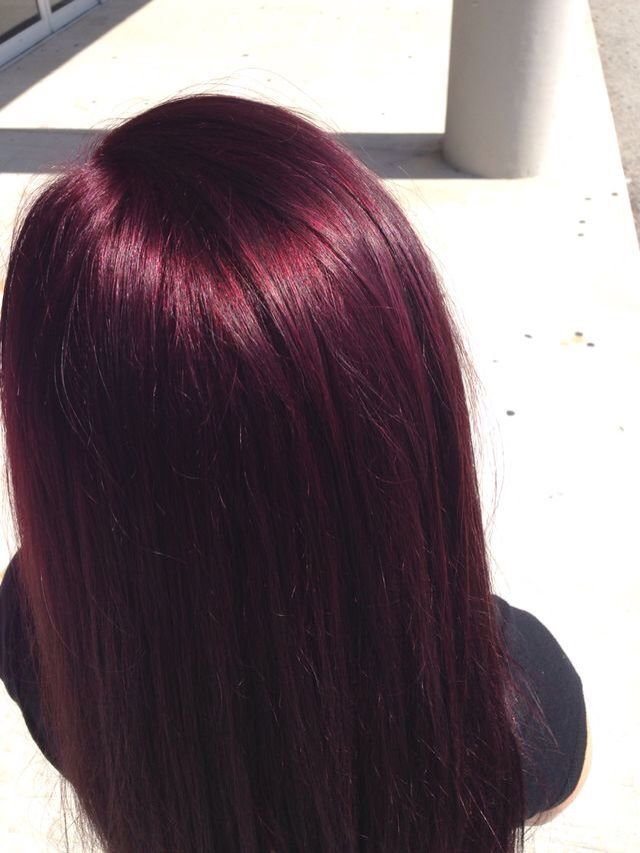 The Best Best 25 Deep Violet Hair Ideas On Pinterest Pictures