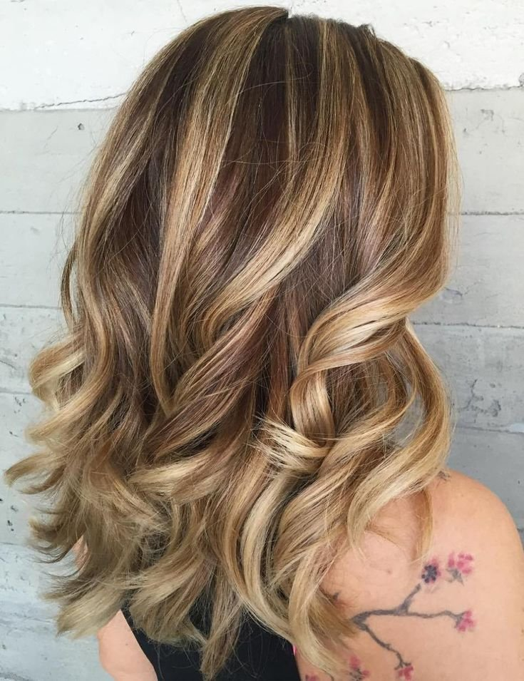The Best 25 Best Ideas About Brown Blonde Highlights On Pinterest Pictures