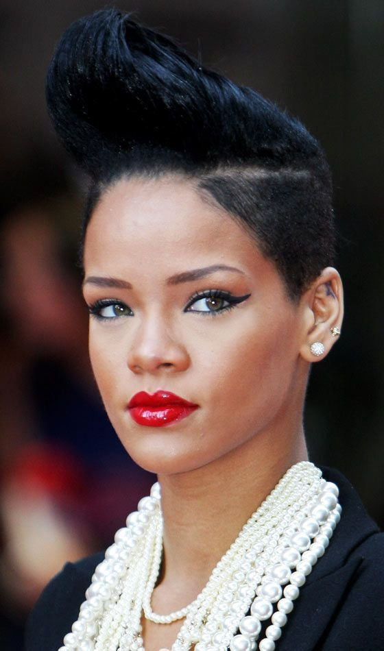 The Best 17 Best Ideas About Rihanna Short Haircut On Pinterest Pictures