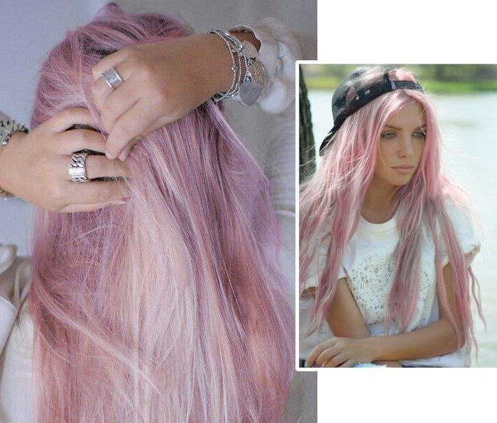 The Best Best 25 Temporary Pink Hair Dye Ideas On Pinterest Pictures