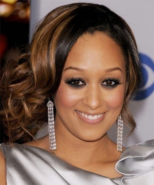 The Best Highlights For African American Women Caramel Highlights Pictures