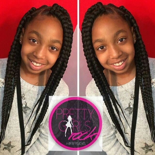 The Best 1000 Ideas About Kids Box Braids On Pinterest Box Pictures